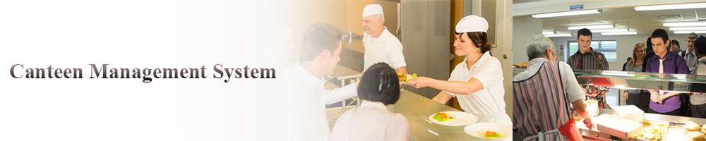 Canteen Management Software